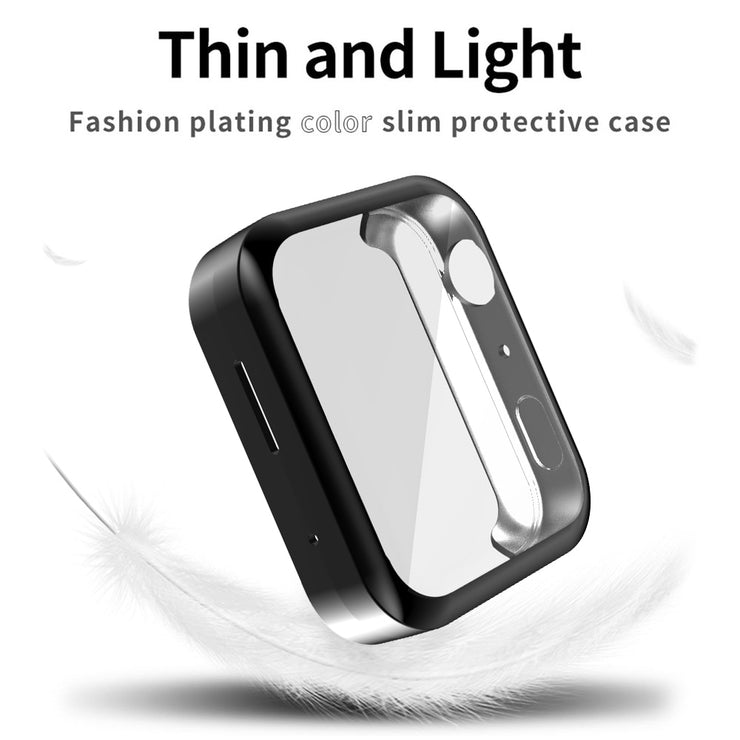 Screen Protector Soft Cover for Xiaomi Smart Watch Case Thin Tpu Bumper for Mi Watch Lightweight Accessories