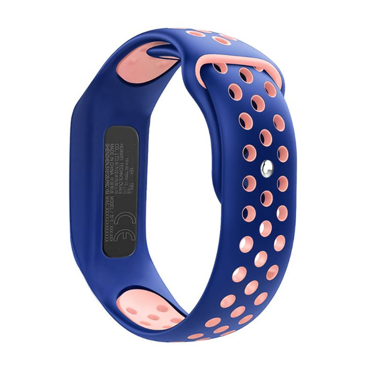 Soft Silicone Two-Color Watch Banhttps://app.oberlo.com/import#d Wrist Strap Bracelet Replacement for Huawei 3e/Huawei Honor 4 Running/Huawei AW70 Smart Watch