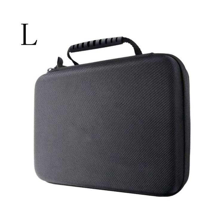 Large Capacity Hard Carrying Case Portable Storage Bag for GO-PRO 360 R Action Camera Suitcase