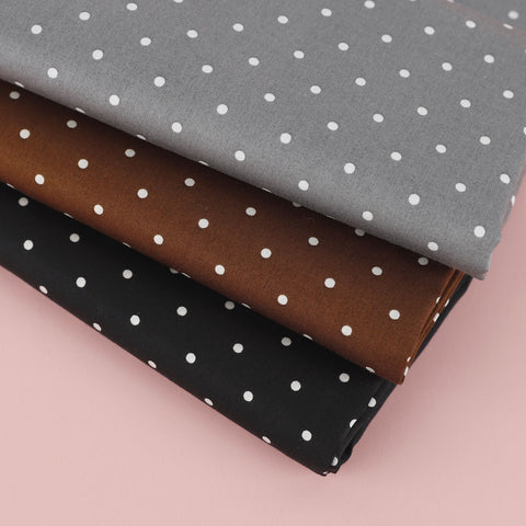 Spots & Dots - buy online at The Fabric Store
