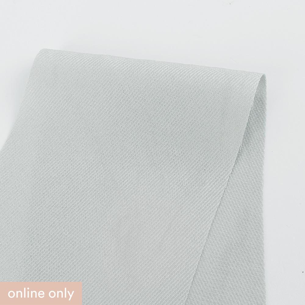 Acetate / Rayon Twill - Cloud - Buy online at The Fabric Store ?id=27941937348689