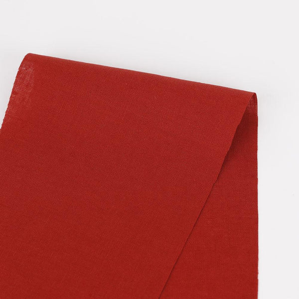 Vintage Finish Linen - Red Brick