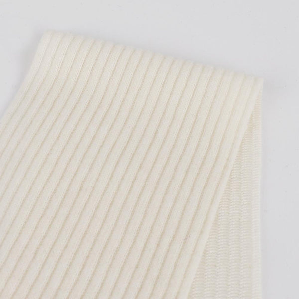 Japanese Knitted Corduroy - Ivory