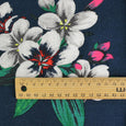 Frangipani Print Rayon - buy online at The Fabric Store