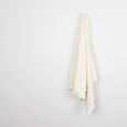 Heavyweight Cotton Sweatshirting - Cream