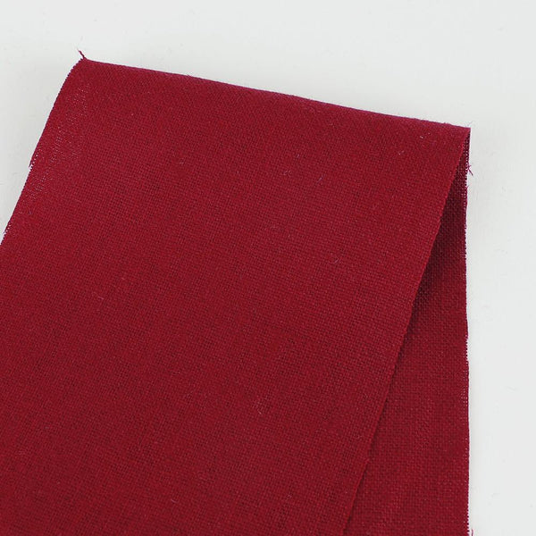 Heavyweight Linen - Marsala - buy online at The Fabric Store ?id=15727114158161