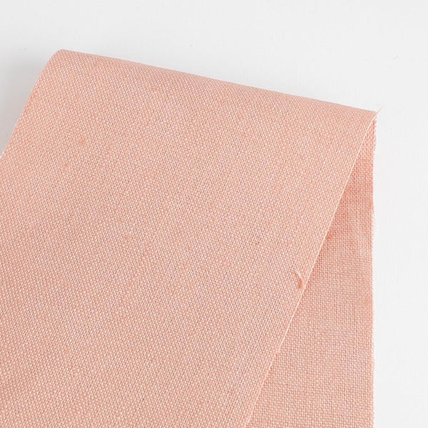 Heavyweight Linen - Vintage Blush - buy online at The Fabric Store ?id=16286998757457