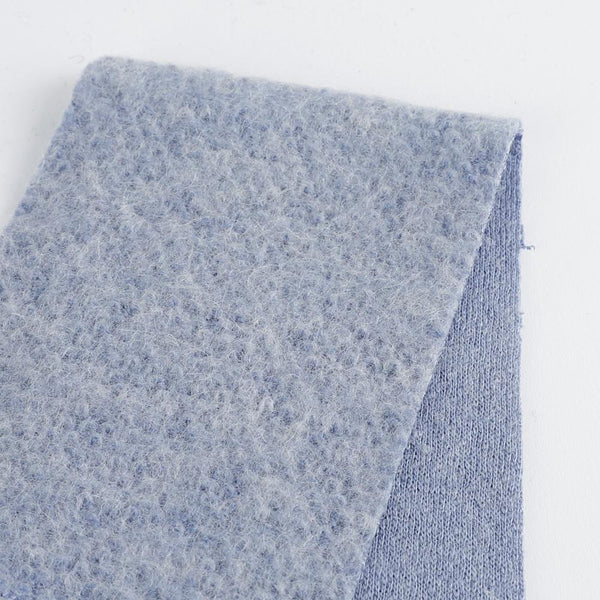 Japanese Honeycomb Wool Knit - Lavender