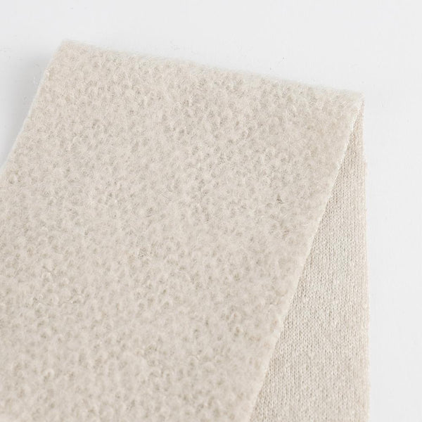 Japanese Honeycomb Wool Knit - Soy ?id=15858091393105