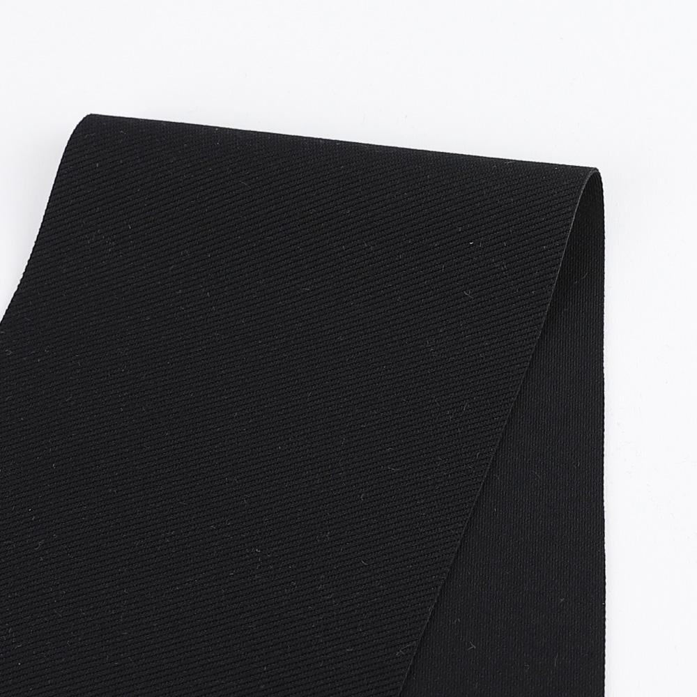 Japanese Twill Ponte Knit - Black - buy online at The Fabric Store ?id=16396079759441