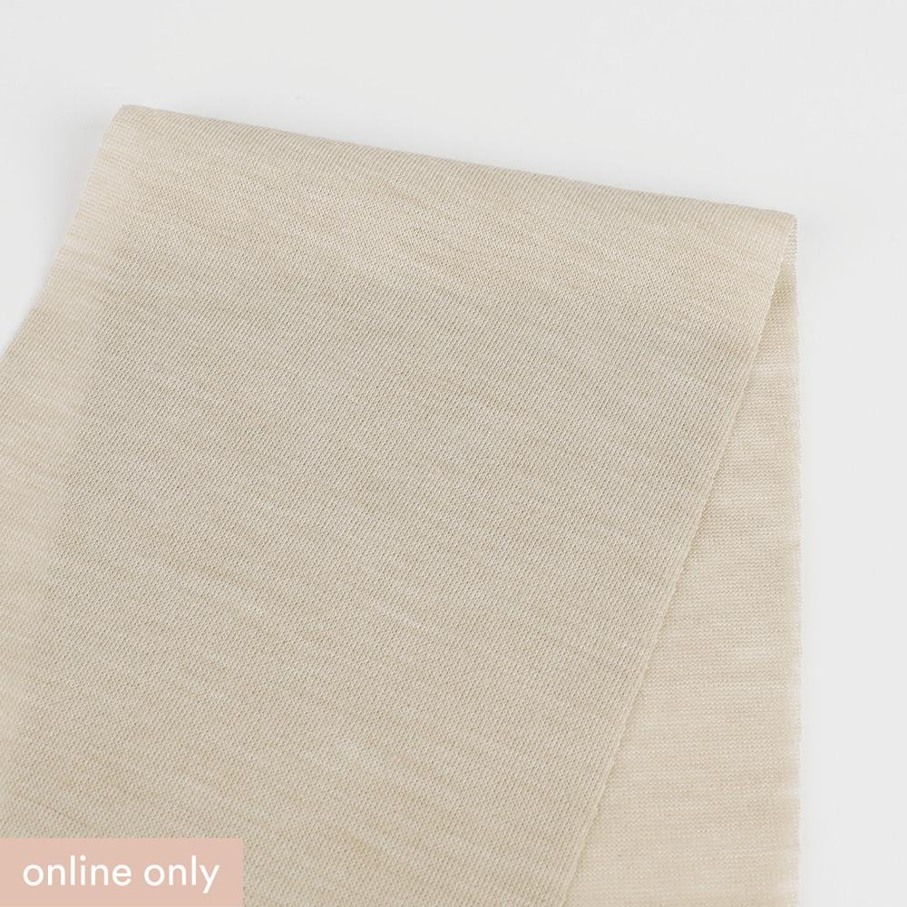 Lightweight Poly / Cotton Jersey - Cashew ?id=15826256035921