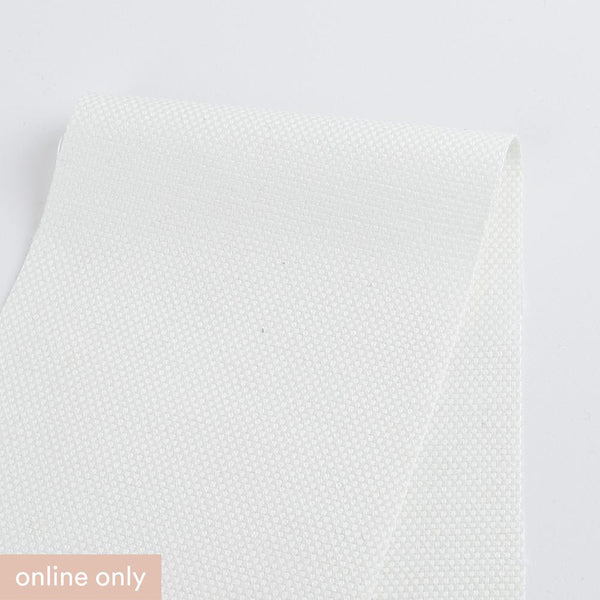 Linen / Cotton Canvas - White - Buy online at The Fabric Store ?id=16583537852497