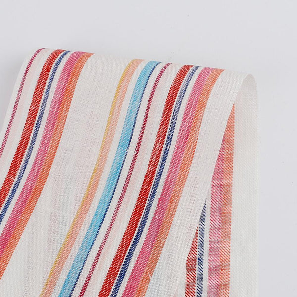 Linen Multi Stripe - Buy online at The Fabric Store ?id=16423567687761