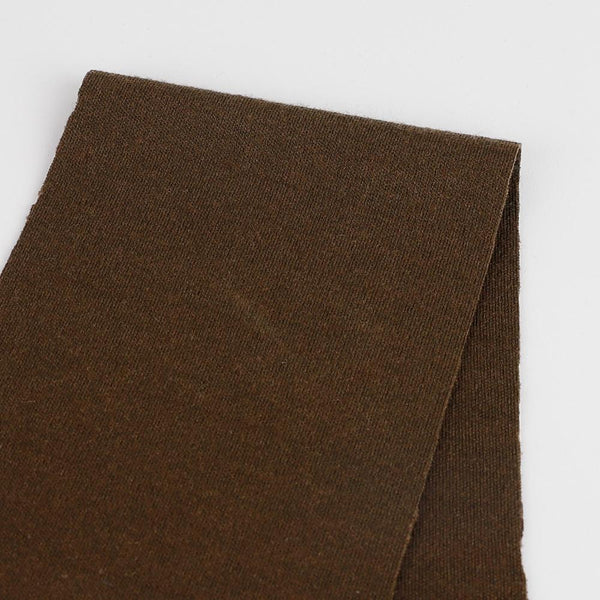 Nuyarn Merino Double Jersey - Chocolate