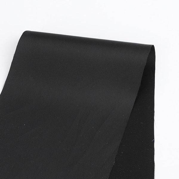 Poly Twill Lining - Black - buy online at The Fabric Store ?id=16360402649169