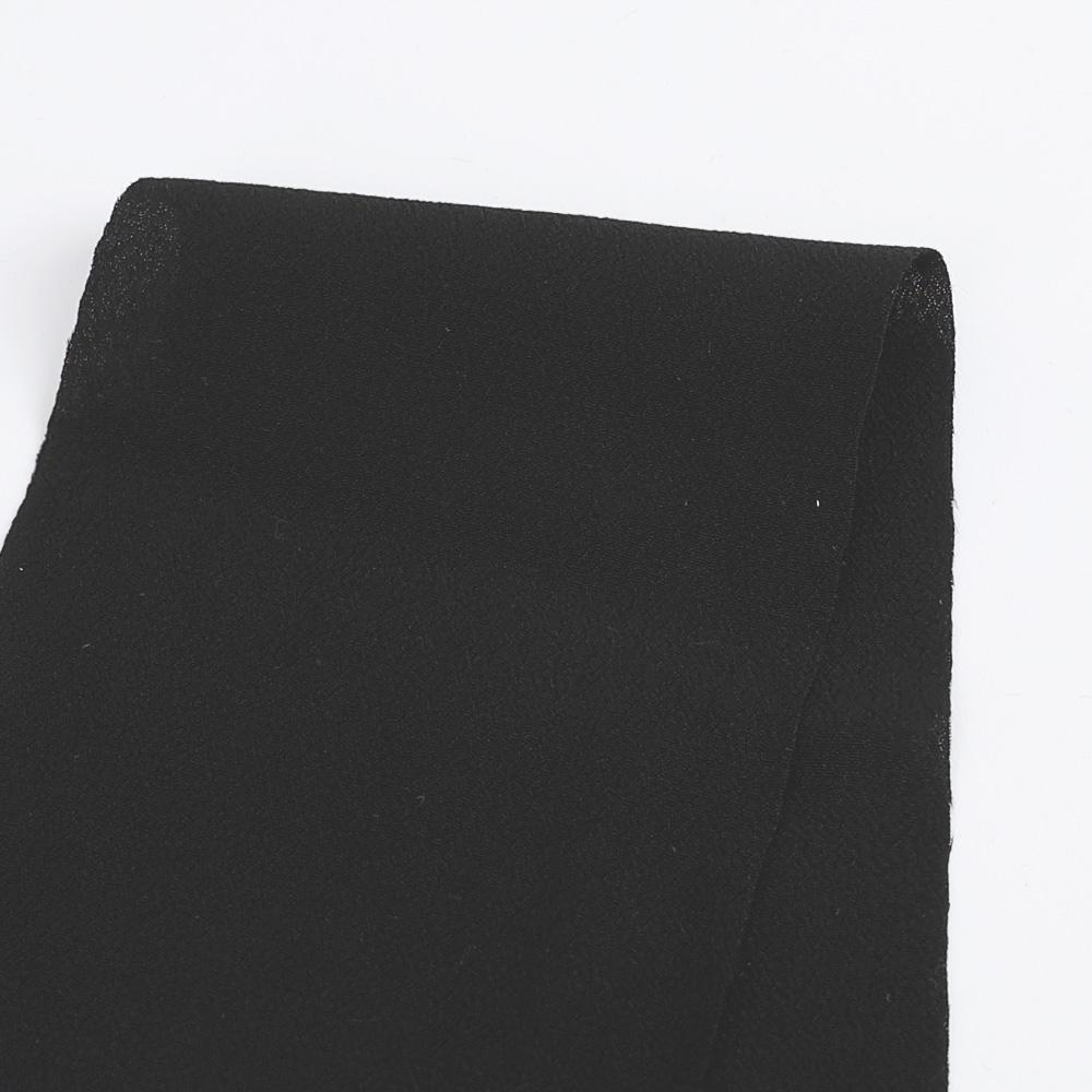 Rayon Crepe - Black - Buy online at The Fabric Store ?id=16390793691217