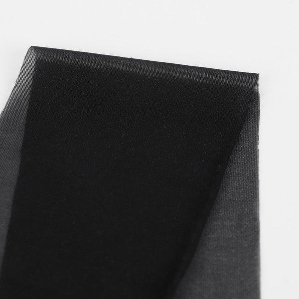 Fusible Interfacing - Stretch Weft / Black ?id=14882946154577