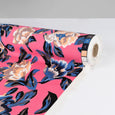 Blooming Tulip Stretch Viscose - Pink