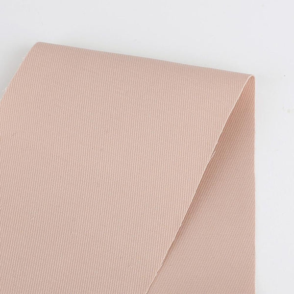 Stretch Cotton Twill Suiting - Tea Rose