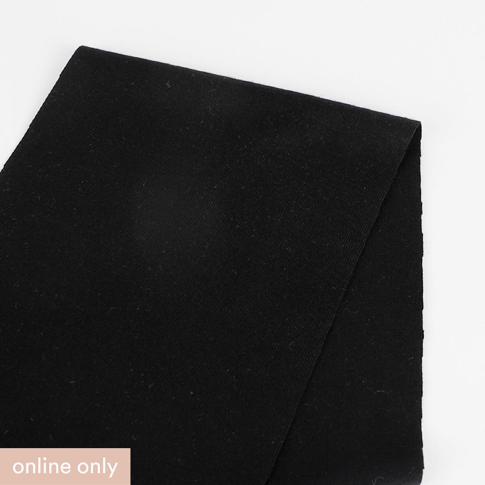 Stretch Rayon Jersey - Black - Buy online at The Fabric Store ?id=16525743194193