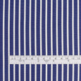 Striped Silk Crepe De Chine - Royal Blue ?id=16198202589265