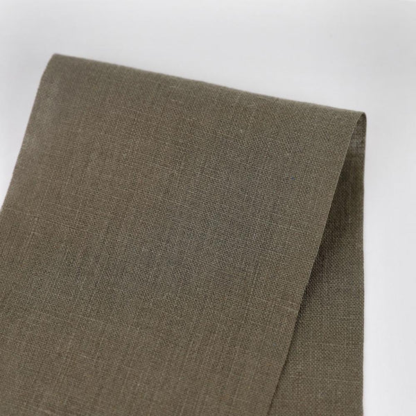 Vintage Finish Linen - Deep Olive