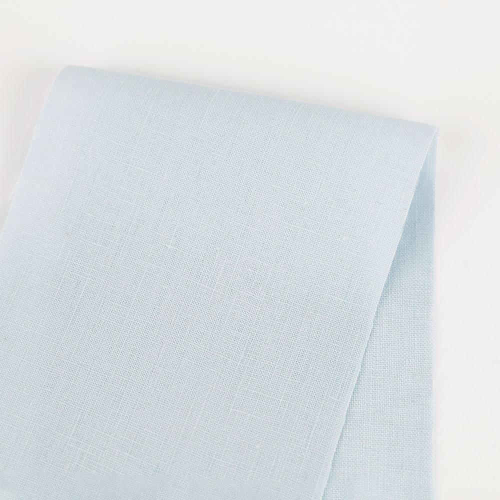 Vintage Finish Linen - Sky - buy online at The Fabric Store ?id=14422093201489