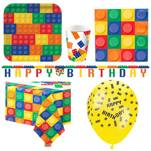 Deluxe Duplo Party Pack - 8 Guests