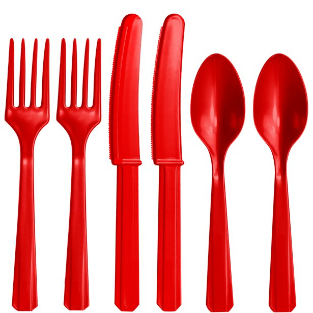 Cars Party Cutlery