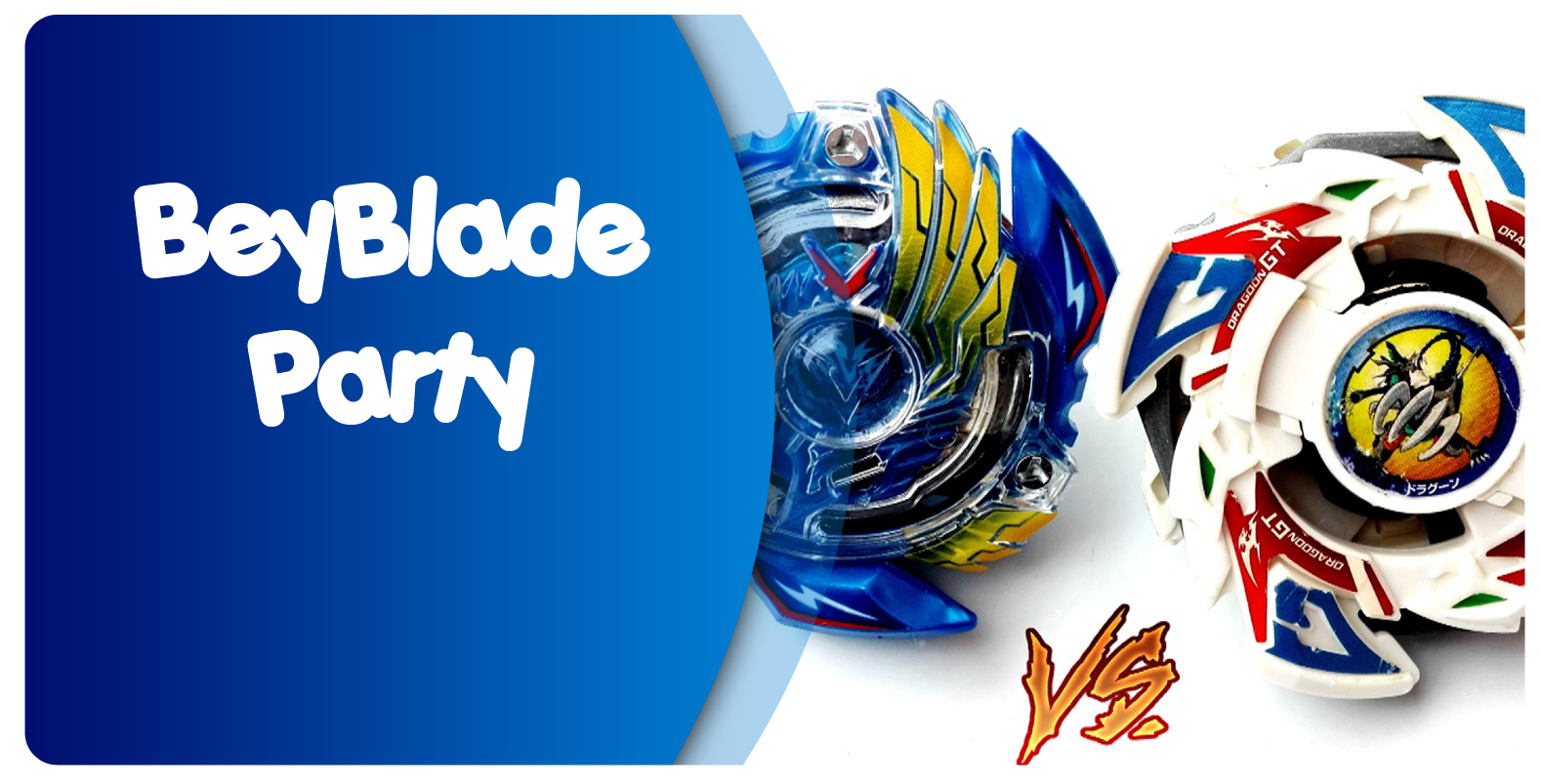 BeyBlade Party Mini