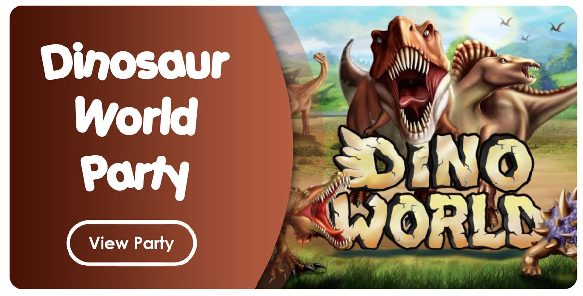 Dinosaur World Party
