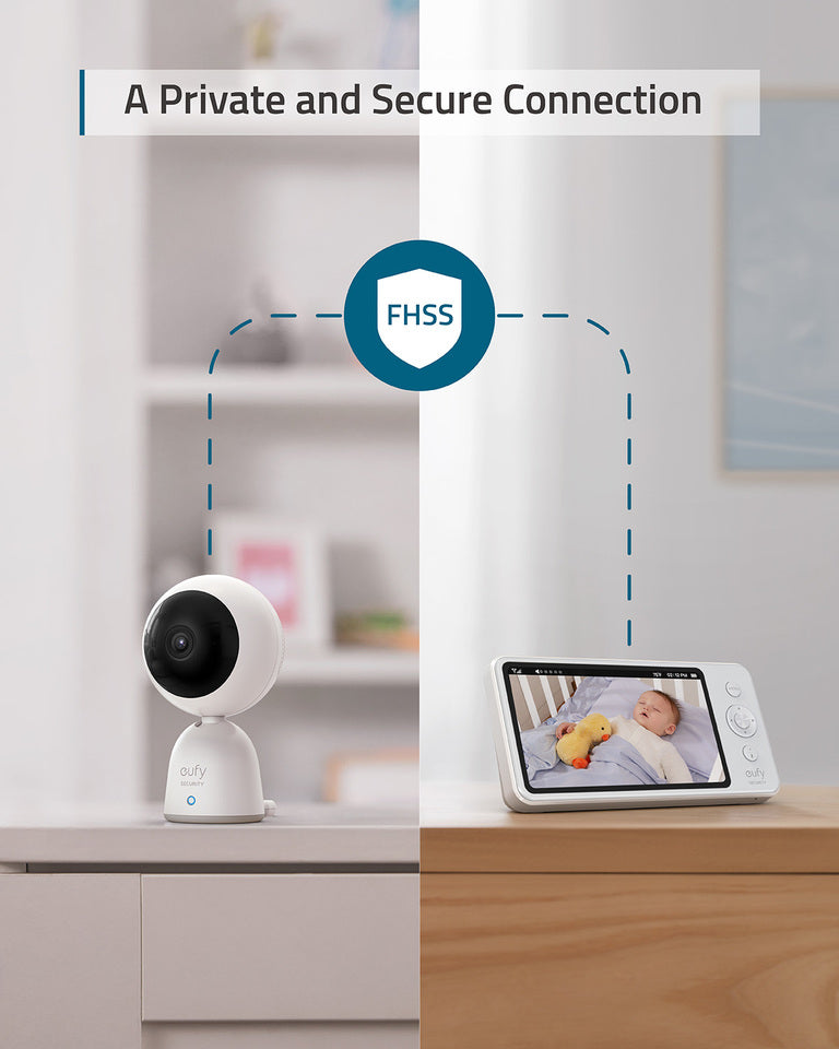 Video Baby Monitor 720p