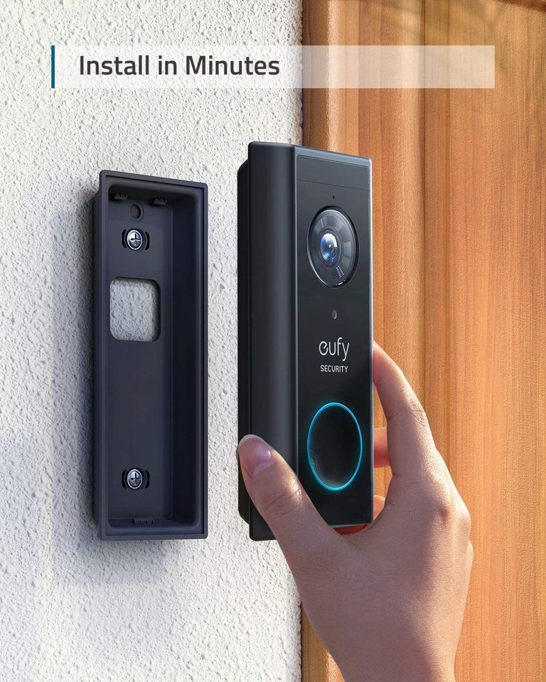 Video Doorbell 2K (Battery-Powered)
