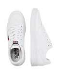 TOMMY JEANS - BASKETS WHITE