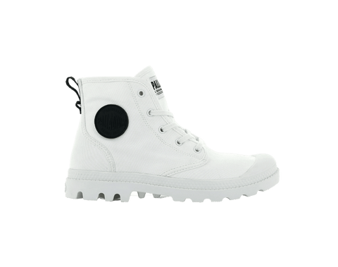 PALLADIUM - PAMPA HI TWILL STAR WHITE