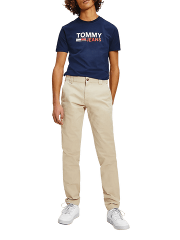 TOMMY JEANS CHINO SLIM SCANTON