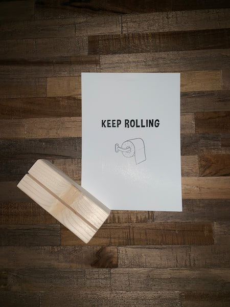 Keep Rolling