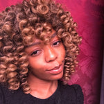 NHF crochet braids Hair