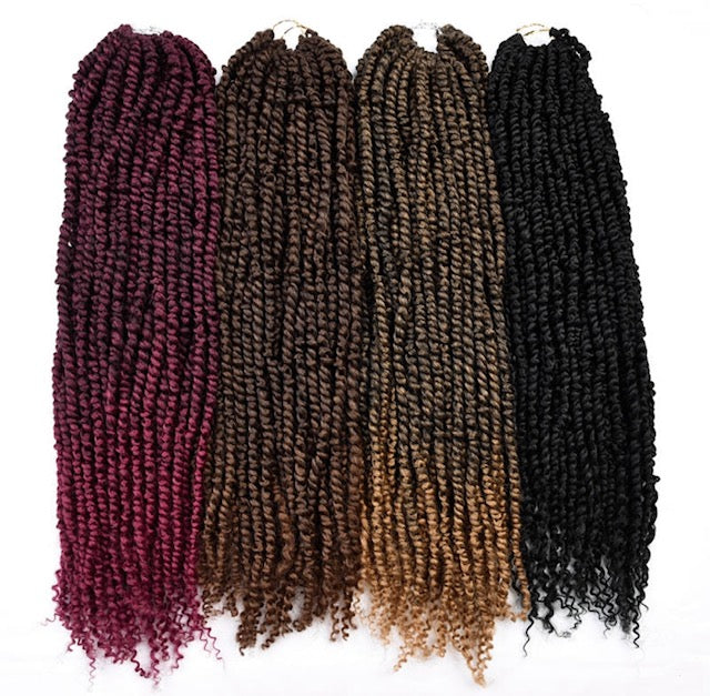 Passion twists 24' - Crochet Braids