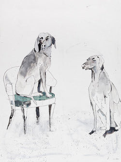 The dogs Emilia Ilke