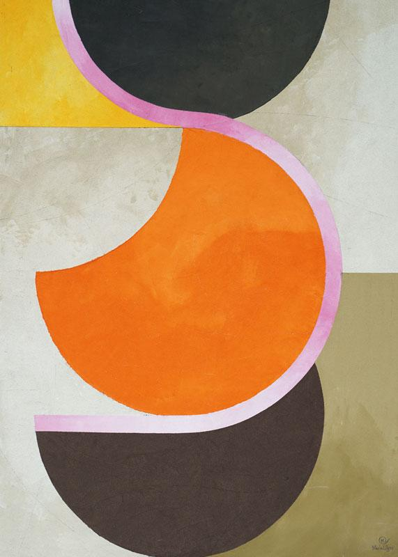 Geomatrical Shapes 02 Maria Liffner
