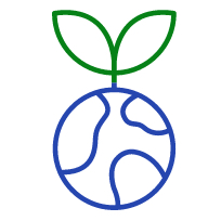 Sustainably-sourced Icon