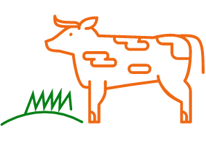 grass-fed Icon