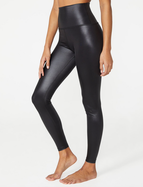 Beyond Yoga Sportgloss Smooth Operator High Waisted Midi Legging