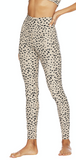 Beach Riot Ribbed Ayla Legging Taupe Spot