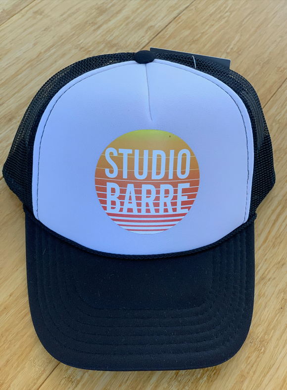 Studio Barre Sunset Trucker Hat