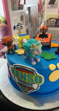 Load and play video in Gallery viewer, Paw Patrol Cake