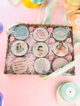 Load image into Gallery viewer, Custom Cookie  Gift Set