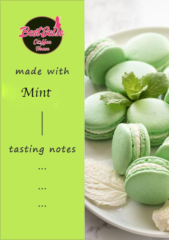 Mint Macaroons