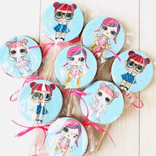 Load image into Gallery viewer, Round Cookies (set of 12)